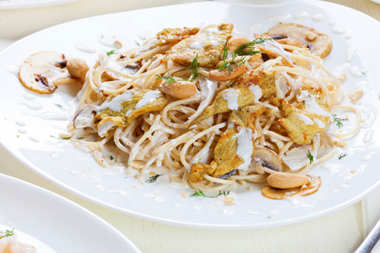 Chicken-and-Mushrooom-Carbonara